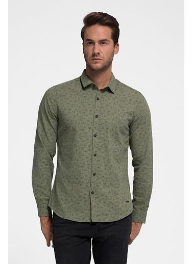 Loft Gömlek Yeşil